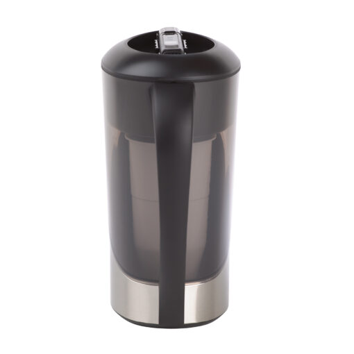 ZeroWater - 1.9 liter stainless steel water jug with TDS meter
