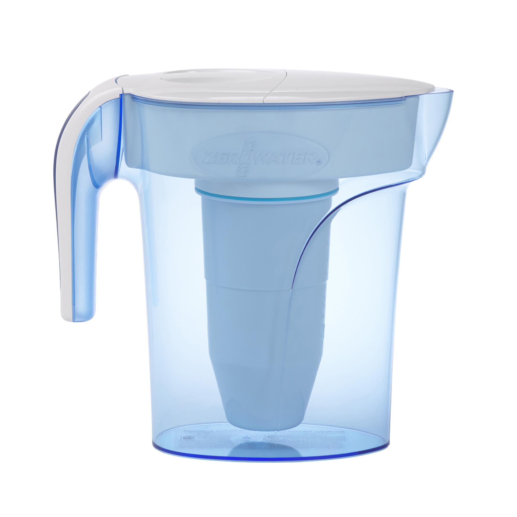 ZeroWater - 1 7-litre water filter jug with TDS meter