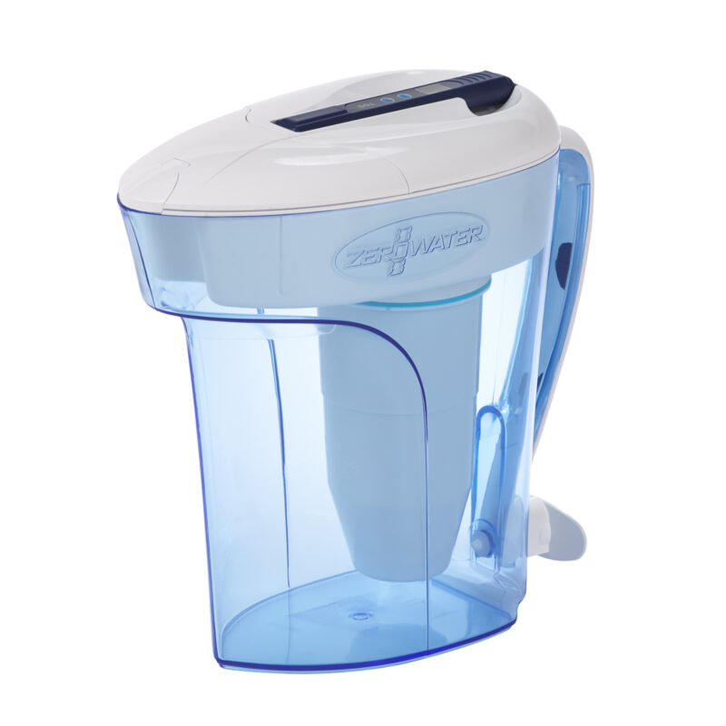 ZeroWater - 2.8 liter pouring jug with TDS meter