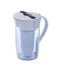 ZeroWater - 2.4 liter ronde water jug with TDS meter