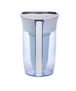 ZeroWater - 2.4-litre round water jug with TDS meter