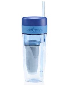ZeroWater - Trinkbecher Blau