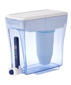 ZeroWater - 4,7 Liter Filtersystem mit kostenlosem Filter und TDS-Messgerät