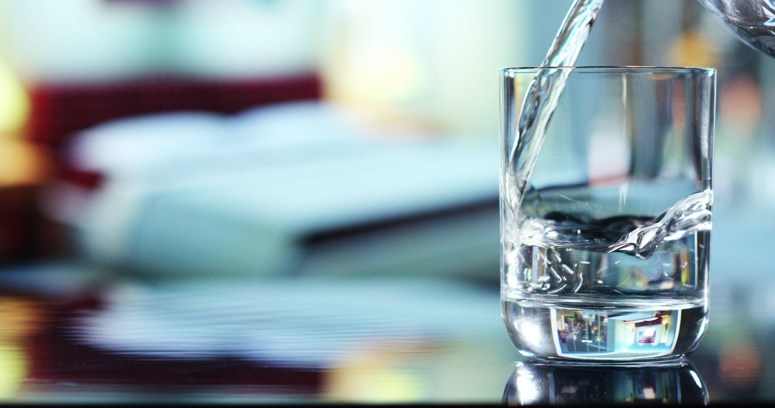 Woher wissen Sie, dass Ihr Trinkwasser sauber ist?